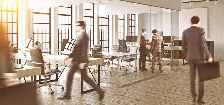 Hur man beställer kontorsstädning i Stockholm