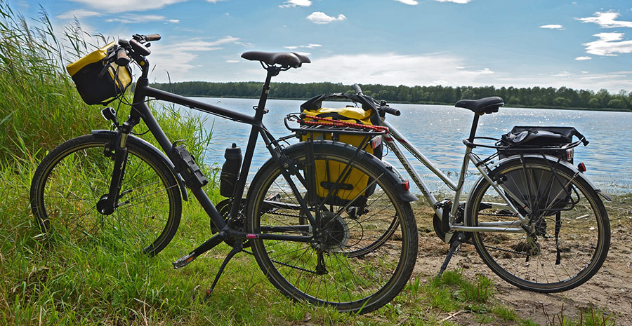 Ta cykeln för en mer hälsosam livsstil