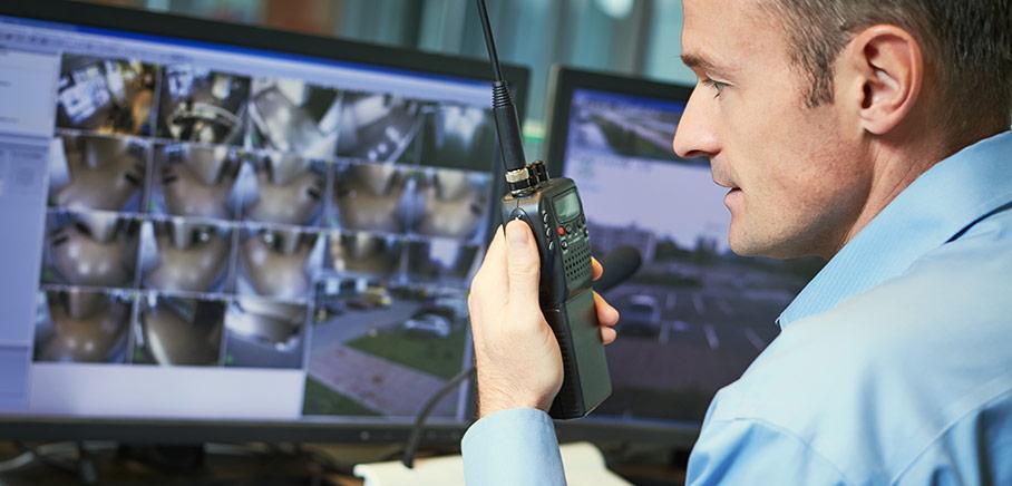 Kameraövervakning ökar